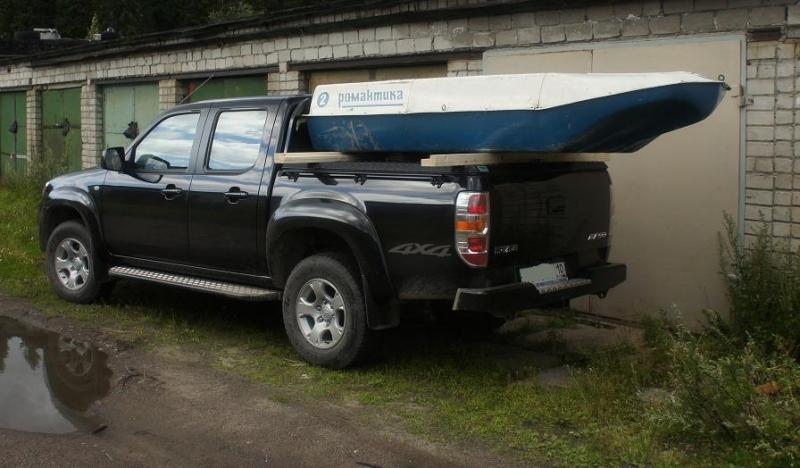 перевозка лодки пвх ленд крузер